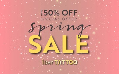 Campaign: Spring Sales in Mannings stores